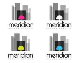 #536 para Logo Design for Meridian Realty Capital por SteveReinhart