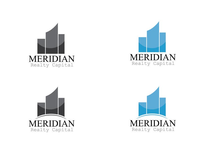 #497 for Logo Design for Meridian Realty Capital by didiwinata