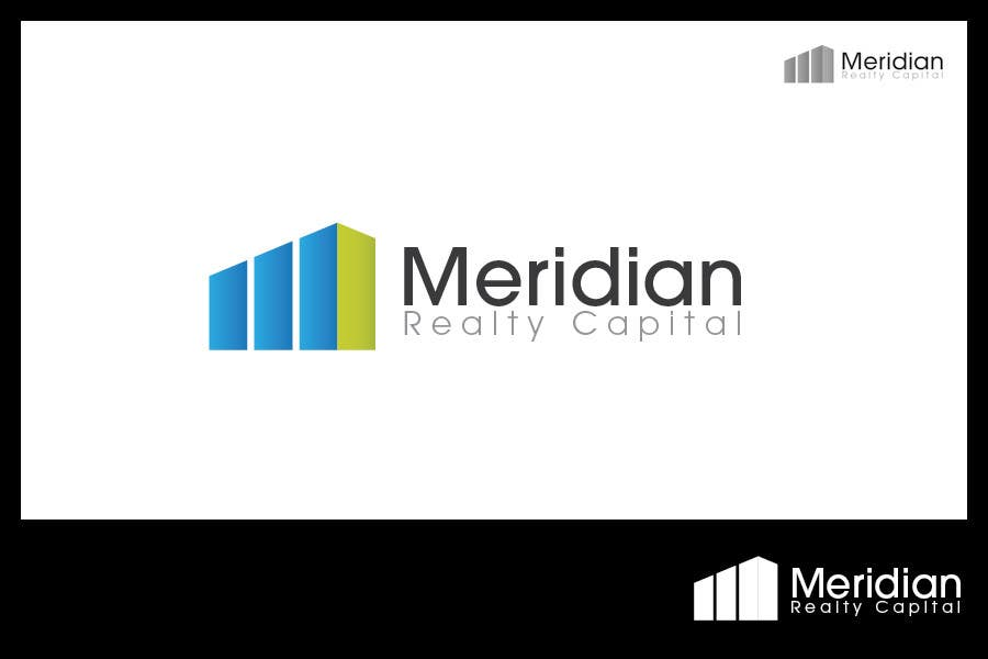 #69 for Logo Design for Meridian Realty Capital by iffikhan