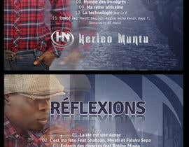 #17 for CD cover Design for Herléo Muntu af MishAMan