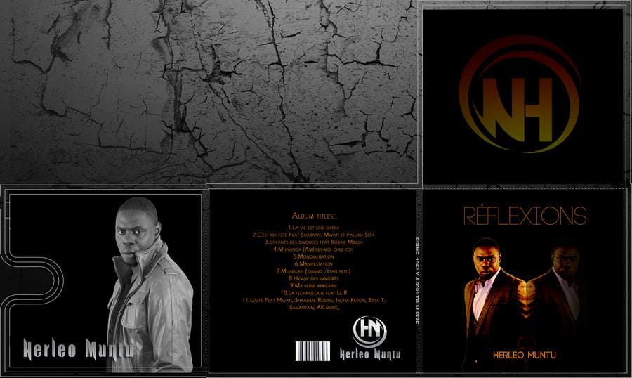 Contest Entry #6 for CD cover Design for Herléo Muntu