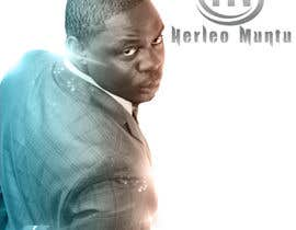 nº 24 pour CD cover Design for Herléo Muntu par abatastudio
