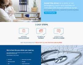 #68 for Design a Website Mockup by ssidd80
