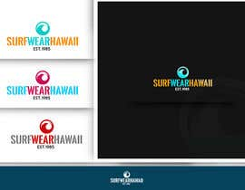 #171 cho New LOGO for Surfwearhawaii.com bởi Briancalle
