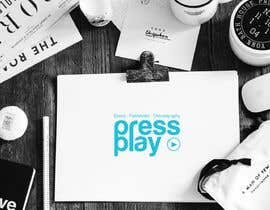 #27 for Press Play business logo by siewcaeddie