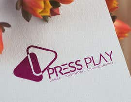 #80 for Press Play business logo by aashiq96