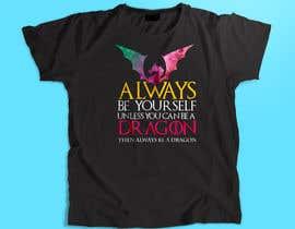 #61 cho Design T-shirt: Always be yourself... bởi libertBencomo