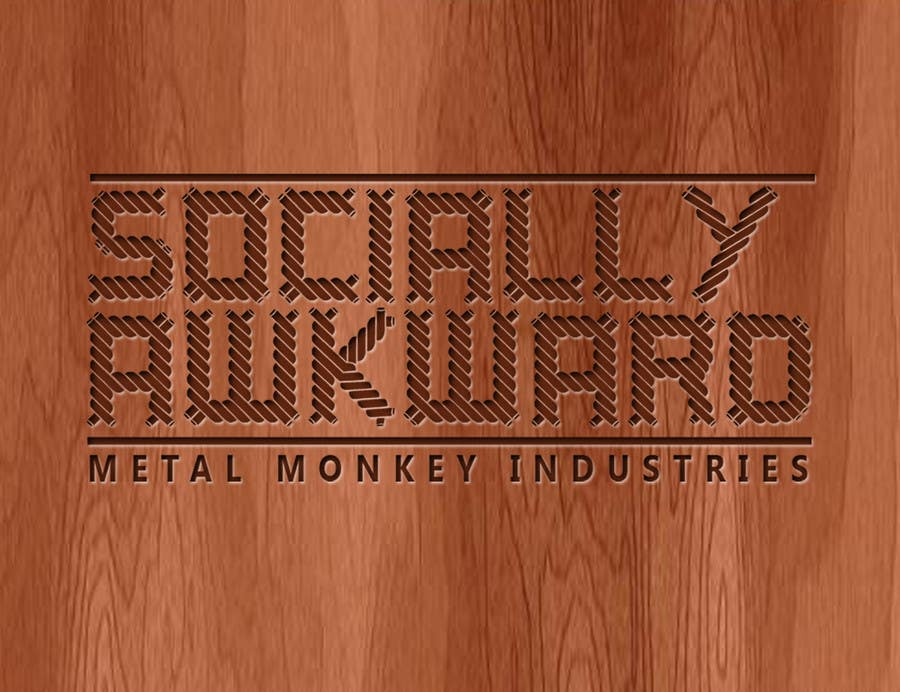 Contest Entry #163 for T-shirt Design for Metal Monkey Industries