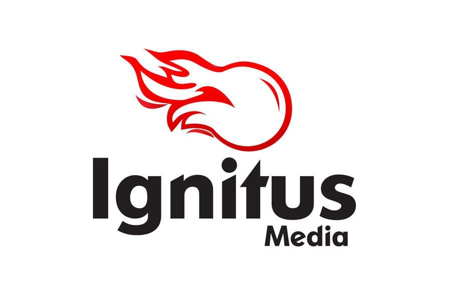 Konkurrenceindlæg #384 for Logo Design for ignitusmedia.