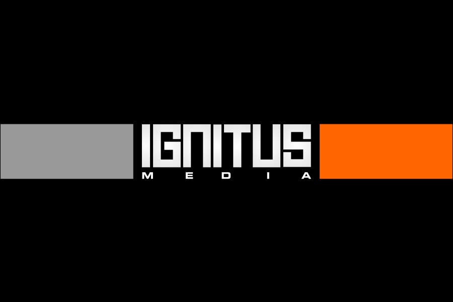 #211 for Logo Design for ignitusmedia. by dimitarstoykov