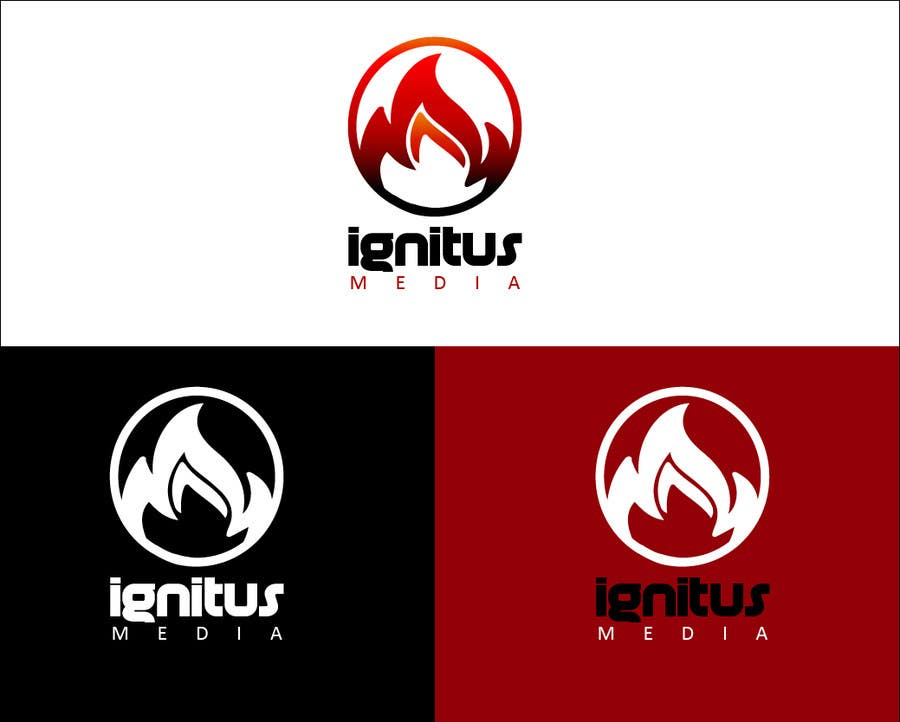#410 for Logo Design for ignitusmedia. by ejazasghar