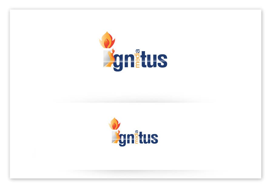 Konkurrenceindlæg #367 for Logo Design for ignitusmedia.