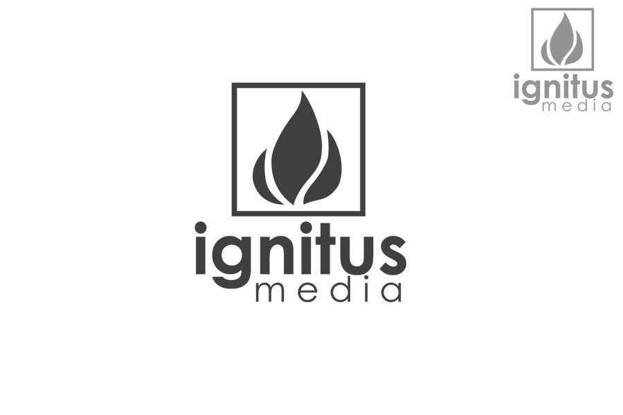 Logo Design Contest Entry #15 for Logo Design for ignitusmedia.