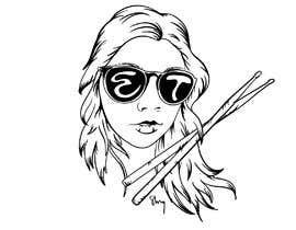#115 for Logo for Musical Artist (+ 230K Instagram Feature for winner) by sblaart