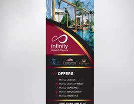 #42 for Infinity Stand Banner by ssandaruwan84