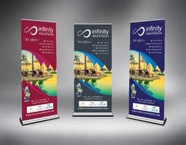 #41 for Infinity Stand Banner by SmartBlackRose