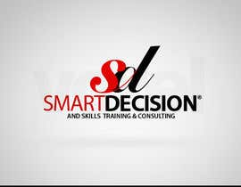 #20 para Logo Design for Smart Decision and Skills Training & Consulting por VoxelDesign