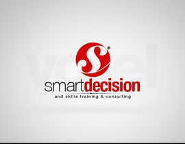 #17 pentru Logo Design for Smart Decision and Skills Training & Consulting de către VoxelDesign