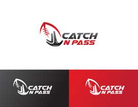 #374 for Catch N Pass Logo Design by azhanmalik360