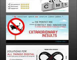 #7 cho Banner Ad Design for Ocho Digital Inc. bởi nistablack