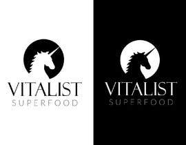 #615 for Vitalist Logo by grimediu
