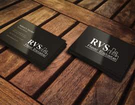 #29 para Design some Business Cards for real estate company por flechero