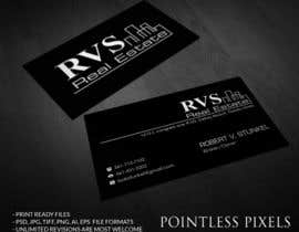 #26 para Design some Business Cards for real estate company por pointlesspixels
