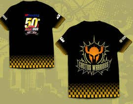 #11 for Design a T-Shirt for a BAJA 1000 Team by TaaRu