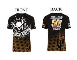 #7 for Design a T-Shirt for a BAJA 1000 Team by fweilbach