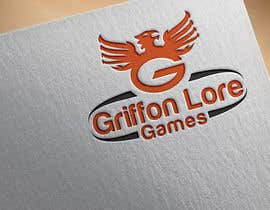 #81 , Design a Logo for Griffon Lore Games 来自 sagorak47