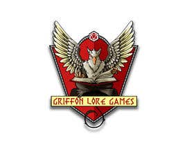#101 , Design a Logo for Griffon Lore Games 来自 Glukowze