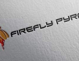 #23 cho Design a Logo for Firefly Pyro bởi SofiaGomes