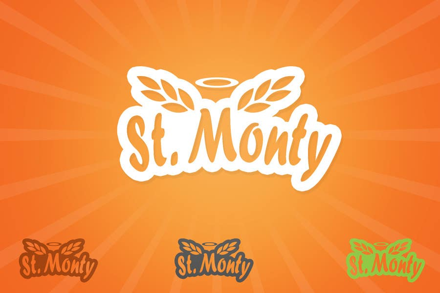 #114 for Logo Design for St Monty by rogeliobello