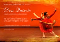 Contest Entry #157 for Graphic Design for Classical ballet event called Don Quixote