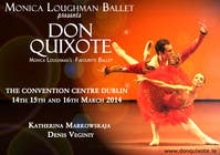 Graphic Design Contest Entry #217 for Graphic Design for Classical ballet event called Don Quixote