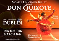 #218 for Graphic Design for Classical ballet event called Don Quixote by aqshivani