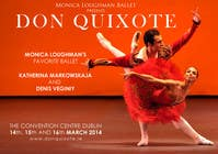 Contest Entry #150 for Graphic Design for Classical ballet event called Don Quixote