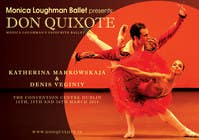 Graphic Design Contest Entry #133 for Graphic Design for Classical ballet event called Don Quixote