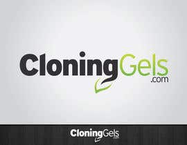 #106 para Logo Design for CloningGels.com por tiffont