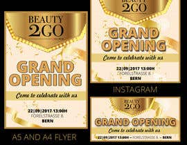 #11 for Grand Opening Clinic af savitamane212