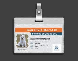 #91 cho Design a Pet ID-Card (for dogs and cats) bởi nayeemgraphic