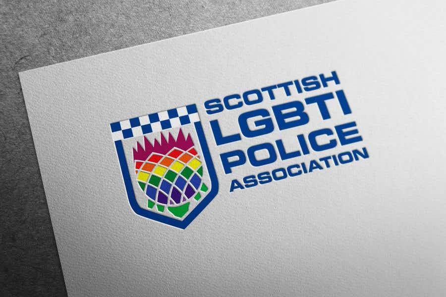 Konkurrenceindlæg #22 for Design a Logo - Scottish LGBTI Police Association