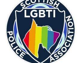 #1 for Design a Logo - Scottish LGBTI Police Association af IsaacH91