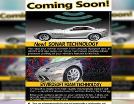 #49 για POSTER FOR NEW CAR WASH TECHNOLOGY από TheFaisal