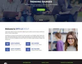 #38 for Website designs project (GO2L) by princevenkat