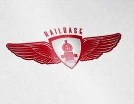 #84 for Design a website logo for  Railbase af AalianShaz