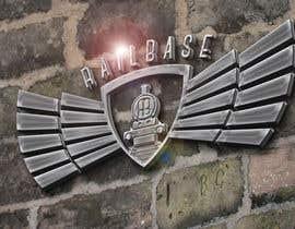 #90 for Design a website logo for  Railbase af AalianShaz