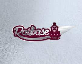 #83 for Design a website logo for  Railbase af GeorgeOrf