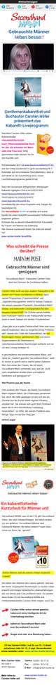 Responsive Webdesign - change www.secondhandmann.de into responsive Webdesign