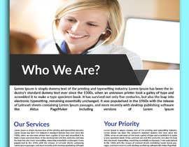 Tuhin05 tarafından Flyer for employment agency için no 98